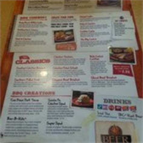Rib Crib To Go Menu by Rib Crib 30 Photos 41 Reviews Barbeque 4020 N Prince St Clovis Nm Restaurant Reviews