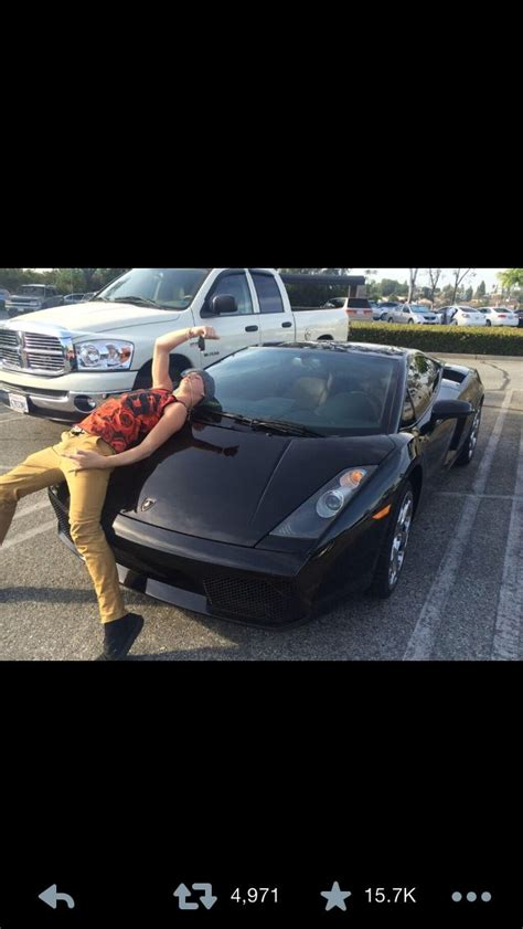 galaxy lamborghini taylor caniff taylor caniff and his newest car magcon and o2l