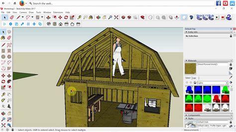 im building      story workshopstorage shed