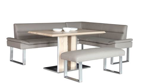 corner bench table set ligano corner dining table set fishpools