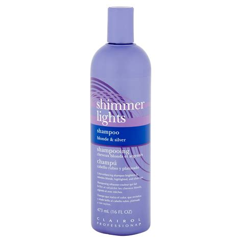 clairol shimmer lights review clairol shimmer lights original conditioning shoo