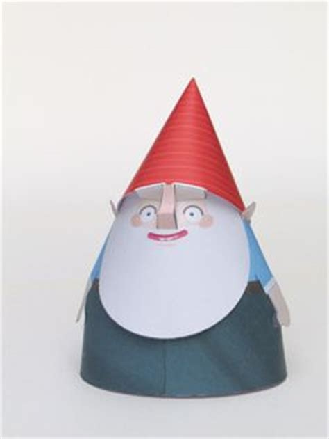 printable paper gnomes 120 best images about gnomes on pinterest kabouter 7