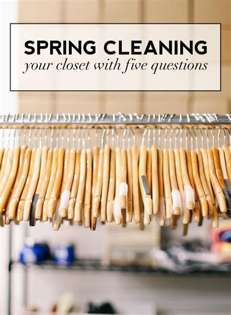 spring cleaning to keep your closet up to date give your closet a spring cleaning of mercer