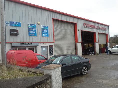 Roadside Garages Coleraine by O Connells Garage Ltd In Coleraine Approved Garages