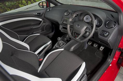 Interior Design Review seat ibiza cupra review 2017 autocar
