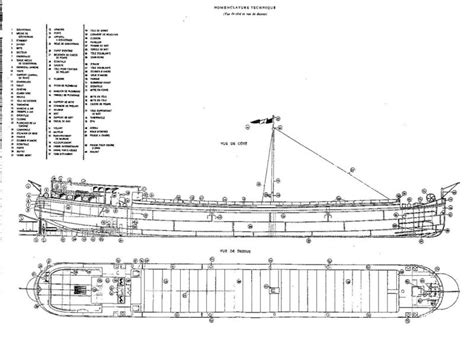 Drawing Plans luxe motor barge photo gallery