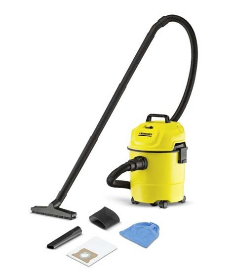 Karcher Wd 2 200 Vacuum Cleaner By karcher wd1 mv1 vacuum cleaner price in india buy