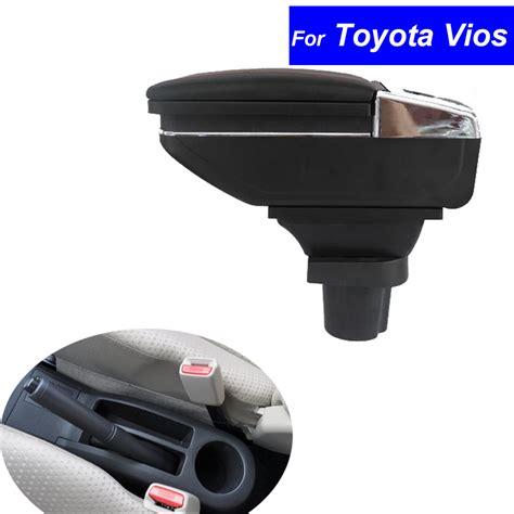 Promo Console Box Arm Rest Pendek Daihatsu All New Xenia Bw 77d Barang leather car center console armrest box for toyota vios 2002 2003 2004 2005 2006 2007 2008
