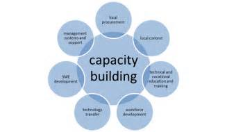 Capacity Building Plan Template by Acorn International Capability Building Links