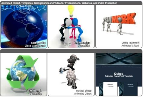 free clipart animations animated powerpoint templates and clipart at