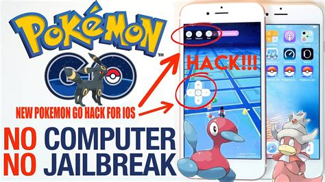 mod game ios no jailbreak pokemon go hack for ios 2017 best new working hack no