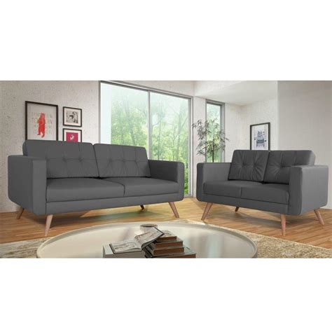 canapé 2 et 3 places pas cher ensemble canap pas cher ensemble canap tissu sofamobili