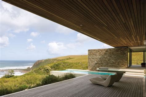 Ceiling Design Kitchen Wood Terrace Ceiling Cliff Top Home In Knyzna South Africa