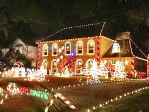 best christmas light displays in northwest houston spring