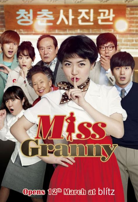 film korea miss granny 10 of 10 miss granny 2014 korean movie comedy jin