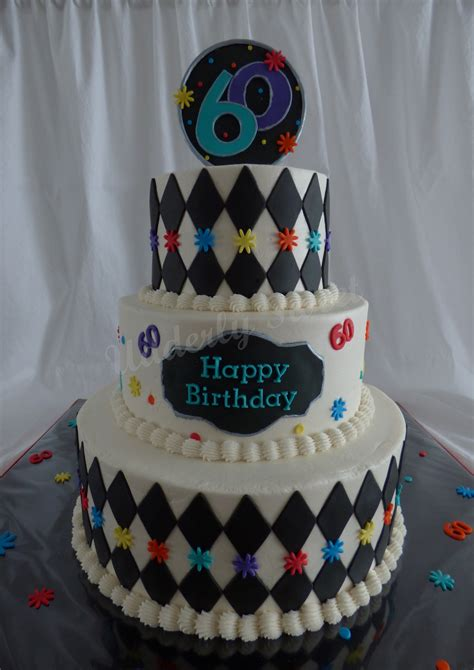 60th Birthday Cake by 60th Birthday Cake Cakecentral
