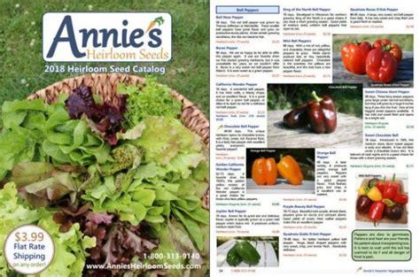 10 Seed Catalogs Every Gardener Needs Flower And Vegetable Garden Catalogs
