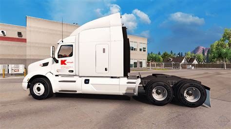 kenworth truck and skin kmart for peterbilt and kenworth trucks for american