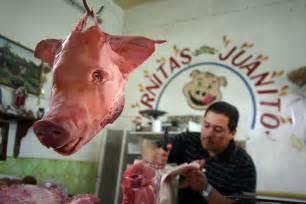Butcher Build by File Butcher At Guanajuato Market Jpg Wikimedia Commons