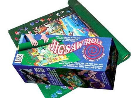 Where Can I Buy A Puzzle Mat by Puzzle Roll Mat Jigsaw Storage Stores Up To 2000 Pieces Ebay