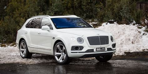 bentley sedan 2016 2016 bentley bentayga review photos caradvice