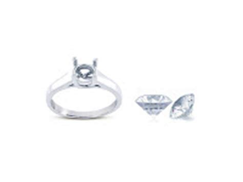 beautiful ring settings without gemstones