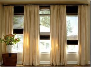 Curtains Or No Curtains Decor Curtains Curtains For Three Windows Decor Decorating For Three Windows Windows Curtains