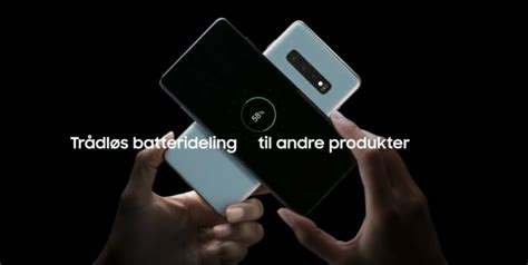 Samsung Galaxy S10 Wireless Charging by Samsung Galaxy S10 Ad Leaks To Confirm Everything We Already Knew
