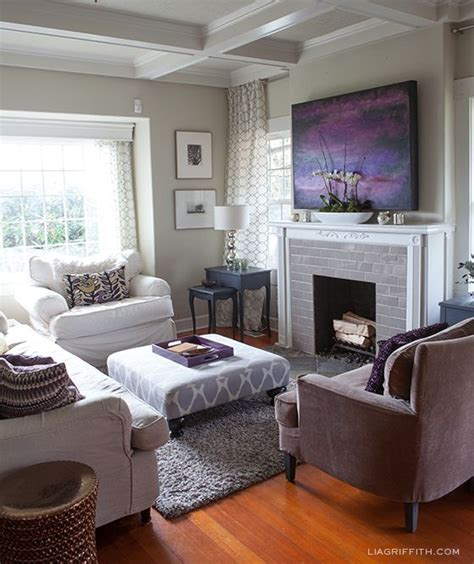 plum living room my plum infused living room accent colors ottomans and