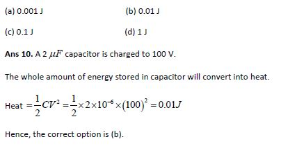 higher physics capacitor questions jee physics practice paper capacitor and capacitance