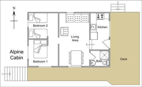 lake cabin floor plans small cabin plans with porch studio design gallery