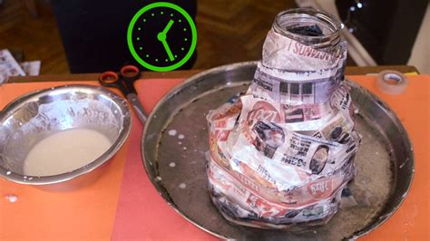 What Can You Make Out Of Paper Mache - 3 ways to make a papier m 226 ch 233 volcano wikihow