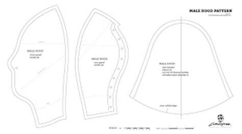 hood pattern shape a fetish leathercrafters journal bondage hood and posture