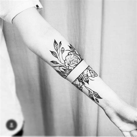rose band tattoo 425 best images about poppy on