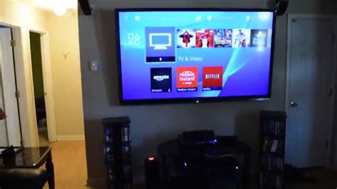 80 Inch Tv On Wall by Best Tv Wall Mount 2014