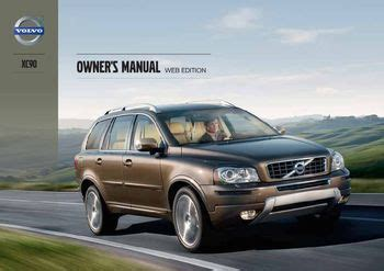 car service manuals pdf 2003 volvo xc90 electronic valve timing 2008 volvo xc90 owners manual pdf komplongdown