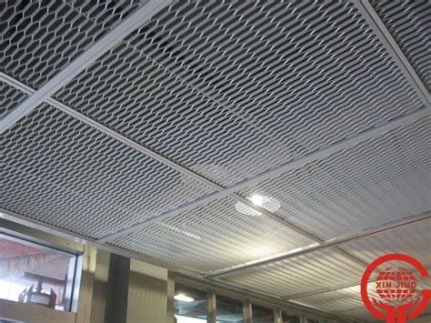 Metal Ceiling Tiles by Metal Stretched Drop Ceiling Tiles Grid Panel Buy Metal