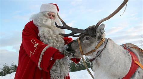 imagenes de santa claus y los renos greenpeace logra que le quiten los renos a santa claus
