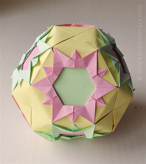 Origami Basics - visible origami images craft decoration ideas