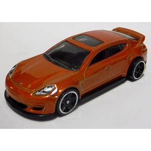 Hotwheels Murah Porsche Orange wheels porsche panamera global diecast direct