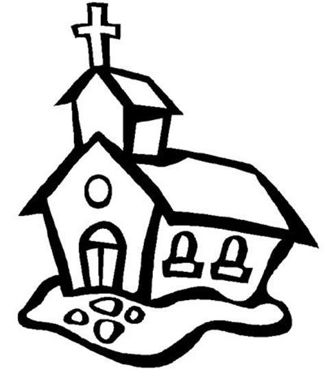 imagenes para colorear iglesia dibujos de iglesias para colorear