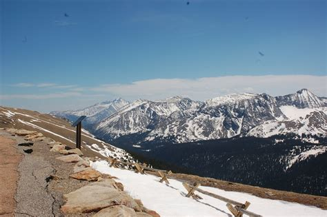 road track and trail a trip on trail ridge ymca of the rockies colorado