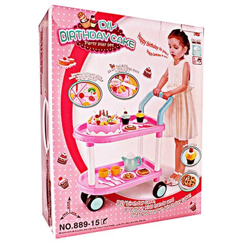 Troli Mainan by Jual Mainan Masak Masakan 5 Cooking Trolley Xavier