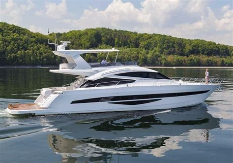 galeon yacht 2018 galeon 660 fly power boat for sale www yachtworld