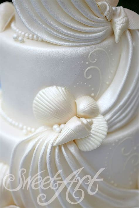 beach themed ls best 25 beach themed wedding cakes ideas on pinterest