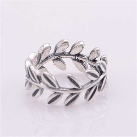 authentic 925 sterling silver ring compatible for pandora