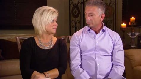 theresa caputo father name theresa caputo and husband larry split marriage divorce