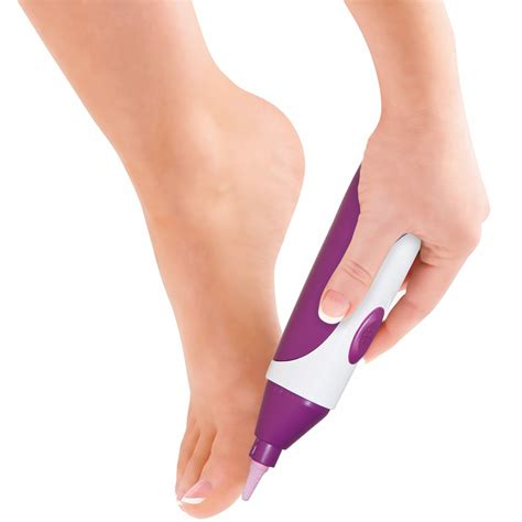 blue foot heel dead dry skin hard callus remover removal rio beauty rapid heel foot smoother dry dead skin callus