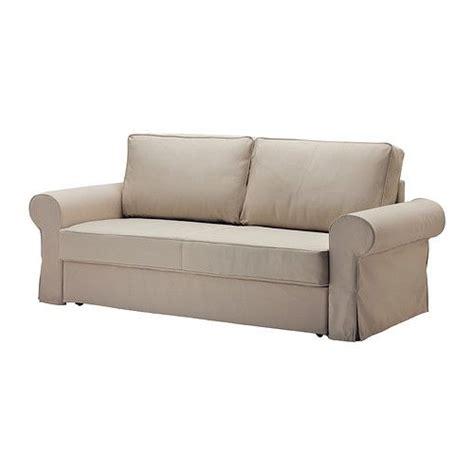 backabro sofa bed slipcover svanby gray