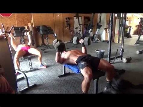 rich froning bench froning videolike